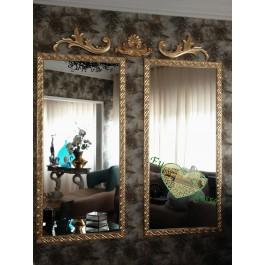 O Reflexo do Requinte!_Fancy gypsum decoration!