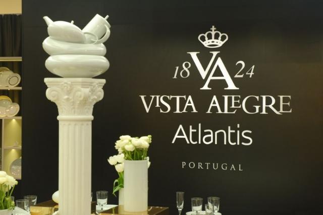 Exposição Internacional da Vista Alegre Atlantis Portugal
