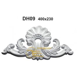 Aplique em Gesso DH09