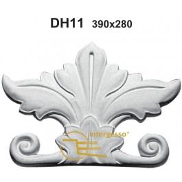 Aplique em Gesso DH11