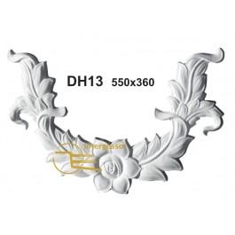 Aplique em Gesso DH13