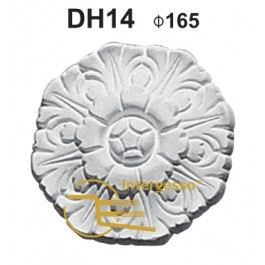 Aplique em Gesso DH14