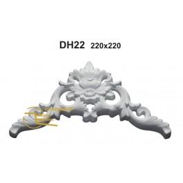 Aplique em Gesso DH22