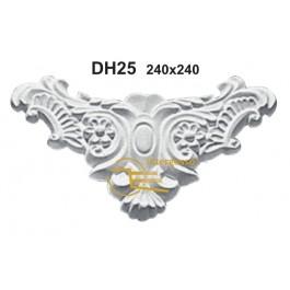 Aplique em Gesso DH25