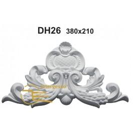 Aplique em Gesso DH26