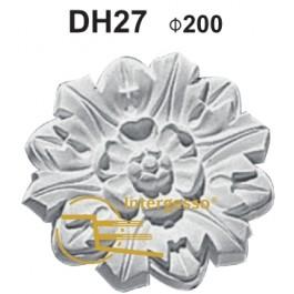 Aplique em Gesso DH27