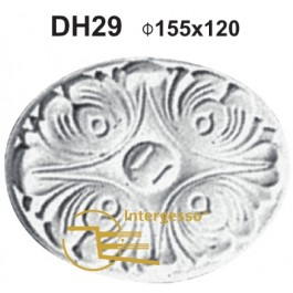 Aplique em Gesso DH29