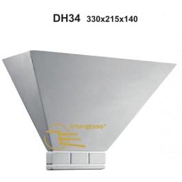 Candeeiro em Gesso DH34
