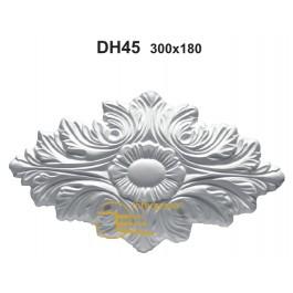 Aplique em Gesso DH45