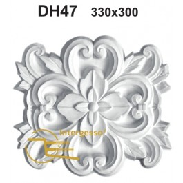 Aplique em Gesso DH47