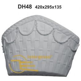 Candeeiro em Gesso DH48
