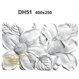 Aplique em Gesso DH51