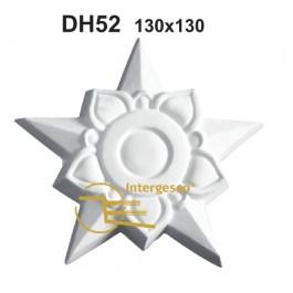 Aplique em Gesso DH52