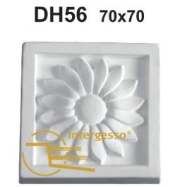 Aplique em Gesso DH56