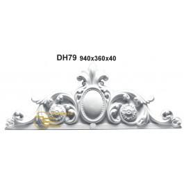 Aplique em Gesso DH79