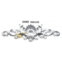 Aplique em Gesso DH80