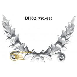Aplique em Gesso DH82