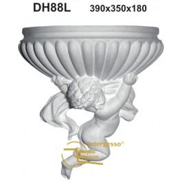 Candeeiro em gesso DH88L