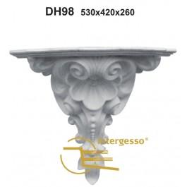 Aplique em Gesso DH98