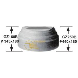 Base para Coluna GZ160B