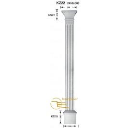 Pilastra em Gesso KZ22