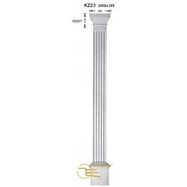 Pilastra em Gesso KZ23