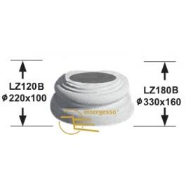 Base para Coluna LZ180B