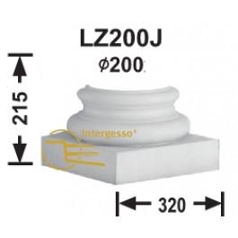 Base para Coluna LZ200J