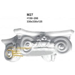 Capitel em Gesso M27