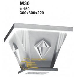 Capitel em Gesso M30
