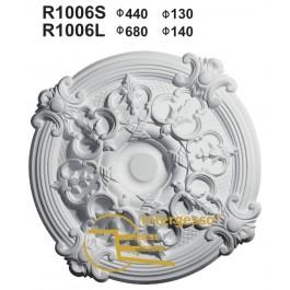 Florão em Gesso R1006S