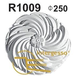 Florão em Gesso R1009