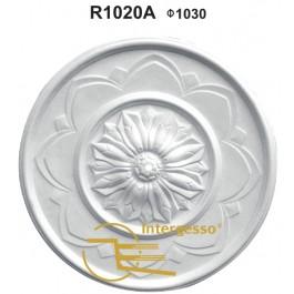 Florão em Gesso R1020A