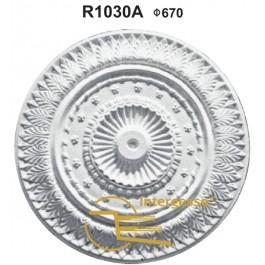 Florão em Gesso R1030A