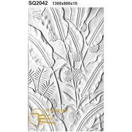 Painel Decorativo em Gesso SQ2042