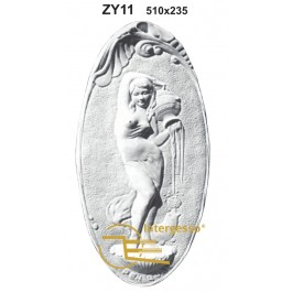 Painel Decorativo em Gesso ZY11