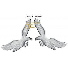 Estatueta Águias em Gesso ZY18L.R