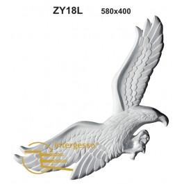 Estatueta Águia em Gesso ZY18L