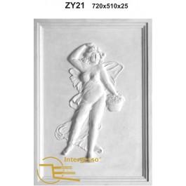 Painel Decorativo em Gesso ZY21