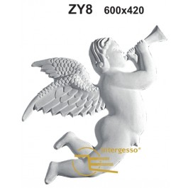 Estatueta Anjo em Gesso ZY8
