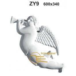 Estatueta Anjo em Gesso ZY9