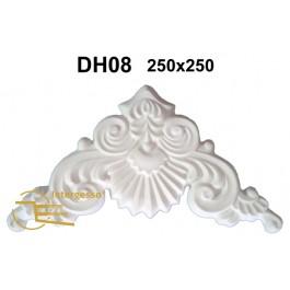 Aplique em Gesso DH08