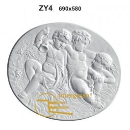 Painel Decorativo em Gesso ZY4