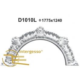 Frontal de Porta em Gesso D1010L