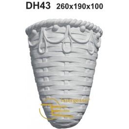 Candeeiro em Gesso DH43
