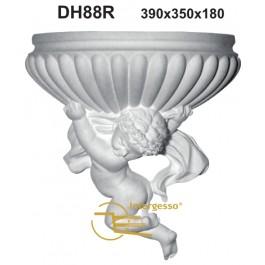 Candeeiro em Gesso DH88R