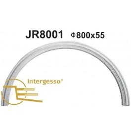 Aro em Gesso JR8001