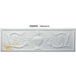 Painel Decorativo em Gesso SQ2028