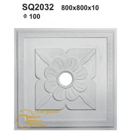 Painel Decorativo em Gesso SQ2032