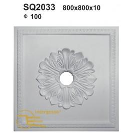 Painel Decorativo em Gesso SQ2033